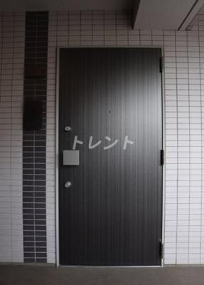 【玄関】ドゥーエ蔵前
