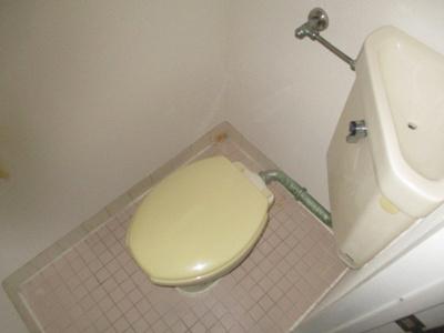 【トイレ】グランビルド北津守