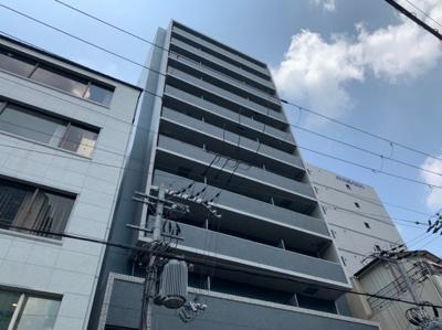 【外観】インテリジェンス御堂