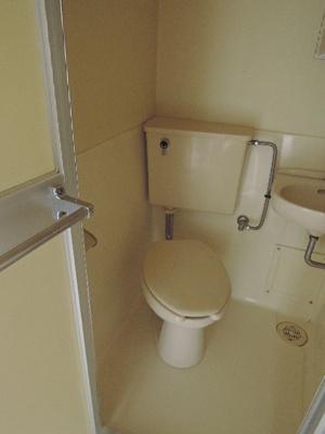 【トイレ】シティパレス泉町