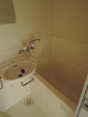 【浴室】シティパレス泉町