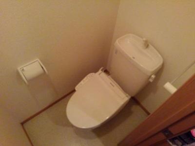 【トイレ】ベラルデ