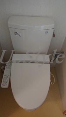 【トイレ】シンシティー両国
