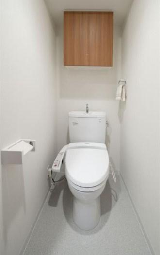 【トイレ】レジディア杉並方南町