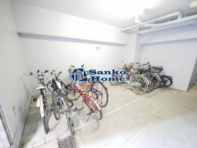 【駐車場】スカイコート日本橋浜町公園