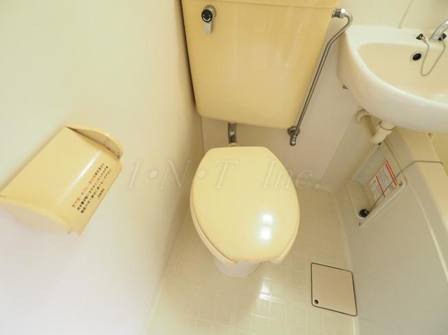 【トイレ】アジュール片倉