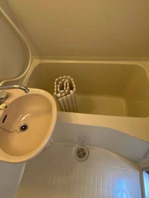 【浴室】メゾンエルセラーン