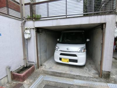 【駐車場】善根寺町戸建貸家