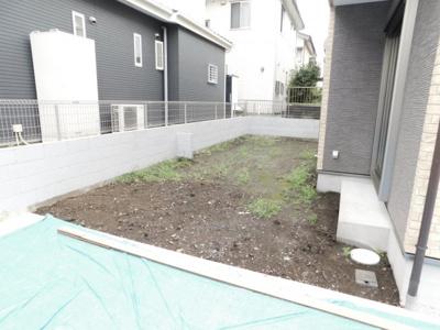 【庭】入間市上藤沢・全1棟 新築一戸建 ~駐車2台可~