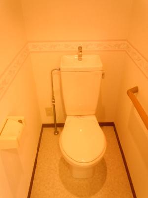 【トイレ】メゾンドU美しが丘