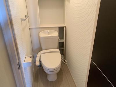 【トイレ】オースター2番館