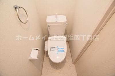 【トイレ】セゾンラトゥールMIYAKOJIMA