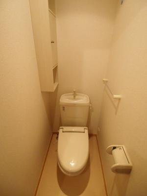 【トイレ】プラウド幕張本郷Ⅵ