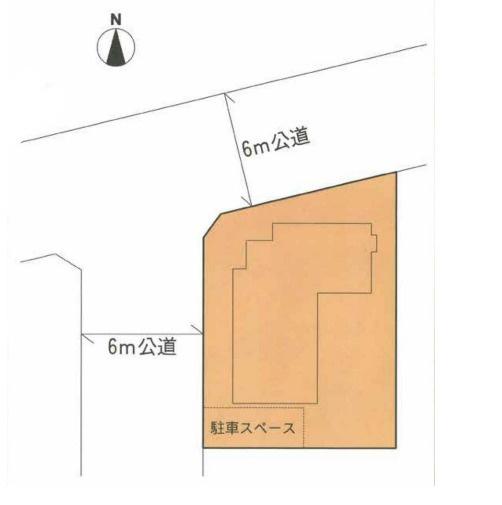 【土地図】北山田5,980万円