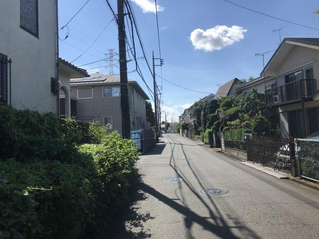 【前面道路含む現地写真】北山田5,980万円