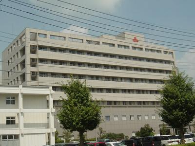 赤十字病院まで810m