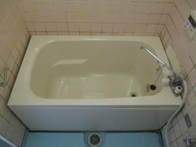 【浴室】ハイツ富士