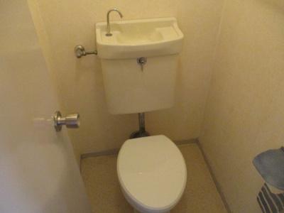 【トイレ】ハイツ富士