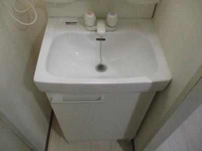 【洗面所】アベニューサザンプラム