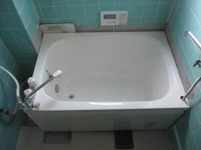 【浴室】冨士ハイツ
