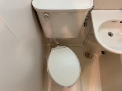 【トイレ】ボンヌシャンス池尻