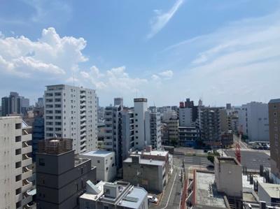 【展望】アドバンス難波西アクア