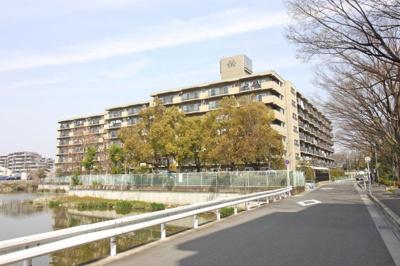 【外観】ユニ宇治川マンション5号館