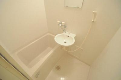 【浴室】レオパレスサニーヒル