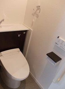 【トイレ】GREEN LAVRAS