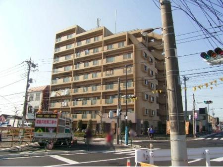 【外観】グーディッシュ竹の塚