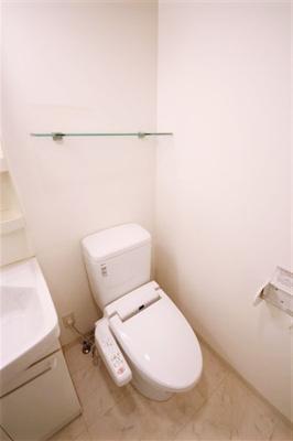 【トイレ】エステムコート大手前レシェンテ