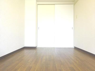【寝室】清和レジデンス