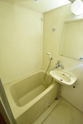 【浴室】リリーハイツ