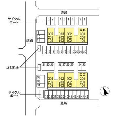 【外観】プレミアムXIX・XX番館 XX番館
