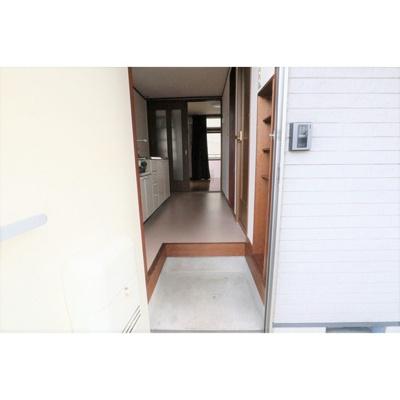 【玄関】サンヴォーレ三輪