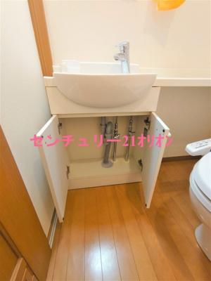 【洗面所】エスポワールIII