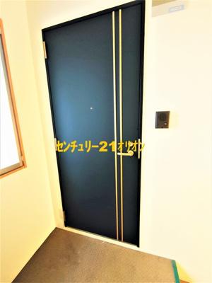 【玄関】エスポワールII
