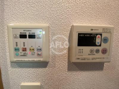 シャルマンフジ阿波座イースト 浴室乾燥機