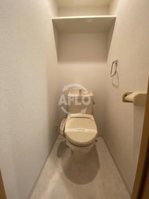 シャルマンフジ阿波座イースト トイレ