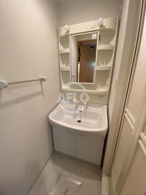 シャルマンフジ阿波座イースト 洗面所