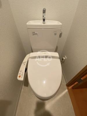ジュネーゼグラン京町堀 トイレ