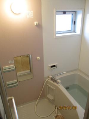 【浴室】Fill House B