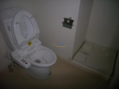 【トイレ】レジディア谷町