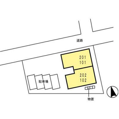 【区画図】T-LIAN