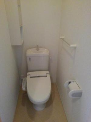 【トイレ】ジラソーレ