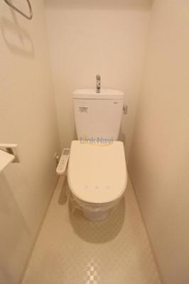 【トイレ】レジディア新大阪