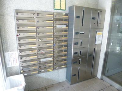 メールボックス・宅配ボックス