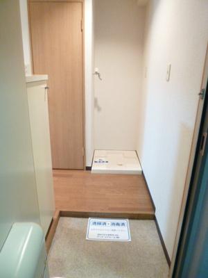【玄関】スカイコート高田馬場第3