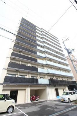 【駐車場】S-RESIDENCE新大阪Luna
