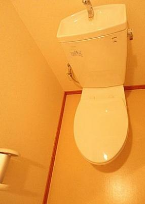 【トイレ】レスポワール東戸塚
